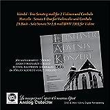 ドイツ・エプシュタイナー音楽祭 (Eppsteiner Advents-Konzert 1966 / Johanna Martzy (Violin) | Enrico Mainardi (Cello) | Ludwig Kaufmann (Cembalo) | Dr. Jorgen Schmid-Voigt (Violin)) [CD] [輸入盤]
