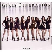 GENIE CD+DVD 台湾盤 初回限定盤