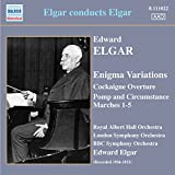 Elgar Conducts Elgar: Enigma Variations, Cockaigne Overture & Pomp & Circumstance