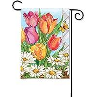 マグネットWorks Garden Flag – Freshチューリップ