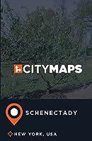 City Maps Schenectady, New York, USA
