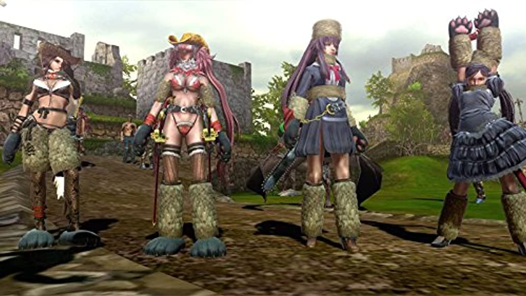 櫛鏡他にOnechanbara Z2: Chaos(お姉チャンバラ Z2 ~カオス~ ) DLC Kitten Mittens & Fuzzy Leggings [オンラインコード]