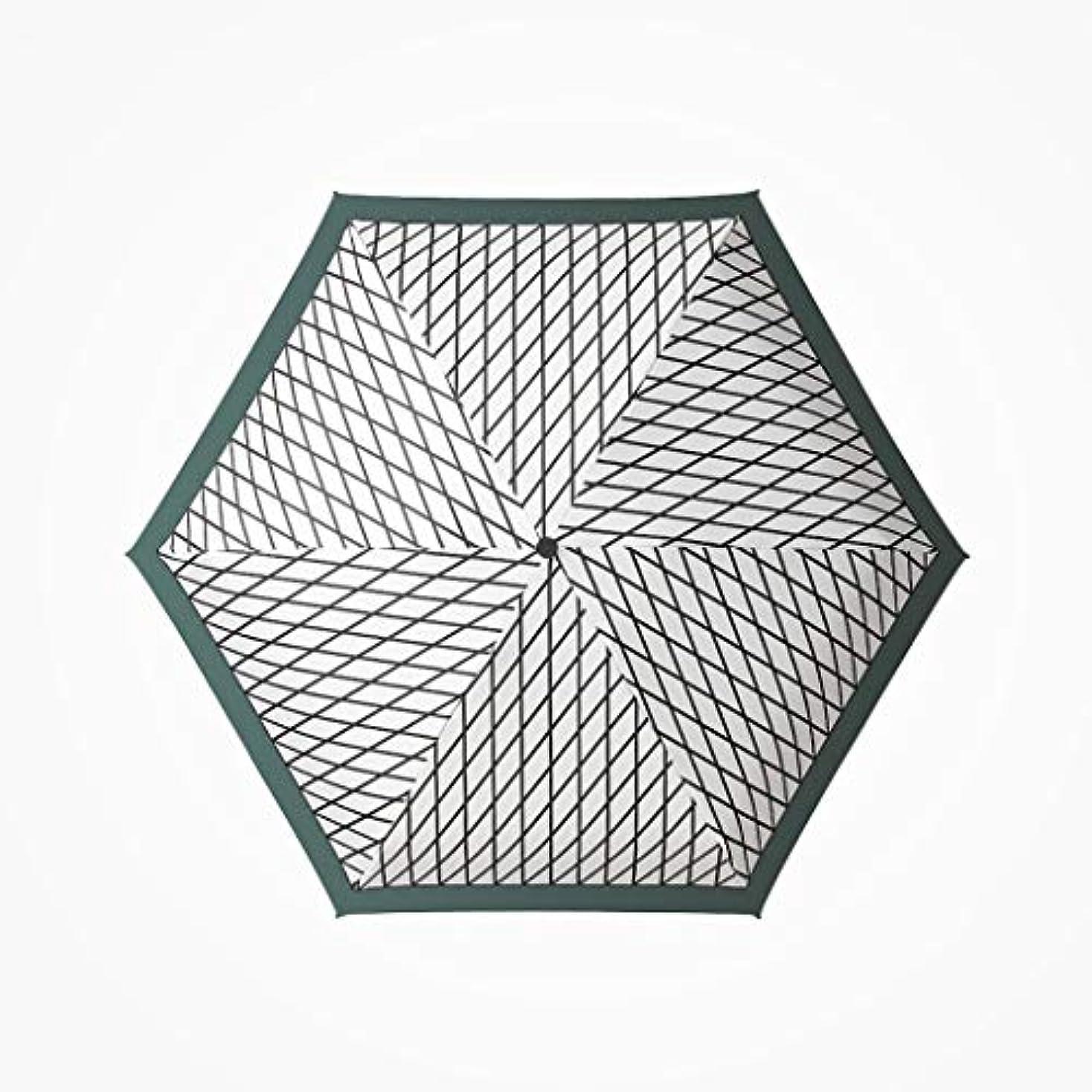 ドナー見分けるオゾンウルトラライトスモールサンパラソルサンプロテクションUV折りたたみ傘兼用サンプロテクションポケット (色 : B)