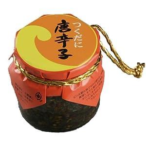 唐辛子佃煮ビン 170g