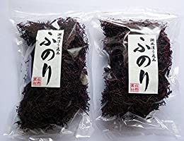 海藻ふのり(熊本県天草産)100g(50g×2個) 内山田企画