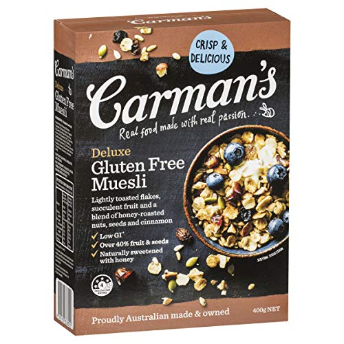 Carman's(カーマンズ)  デラックス グルテンフリー ミューズリー400g