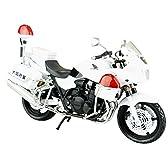 スカイネット 1/12 完成品バイク CB1300P (白バイ) 大阪府警