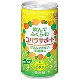 大正製薬 コバラサポート 185mL × 30缶セット (ゆず風味)