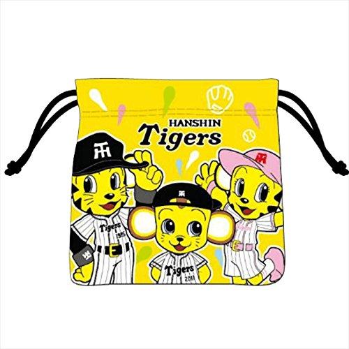 阪神タイガースグッズ タオル巾着