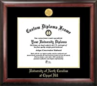 North Carolina Tarheels UNCホームオフィス卒業証書画像フレーム