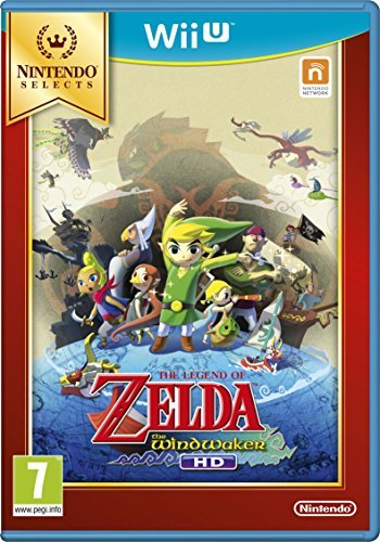 The Legend of Zelda: Wind Wake...