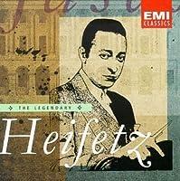 The Legendary Heifetz / Heifetz, Sandor, Bay, et al by Jascha Heifetz (2003-12-05)
