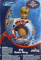 Marvel Ultimate Spider-Man 3-D Swim Ring