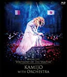 """Dream Live """"Symphony of The Vampire"""" KAMIJO with Orchestra (初回生産限定盤) [Blu-ray]"""