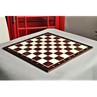Rosewood & Maple Wooden Chess Board - 2.25