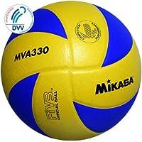 ミカサ(MIKASA) ミカサバレーボールMVA 330 北京大会公式試合球モデルの 8 枚パネル練習球 MVA330