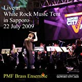 Live at White Rock Music Tent in Sapporo 22 July 2009