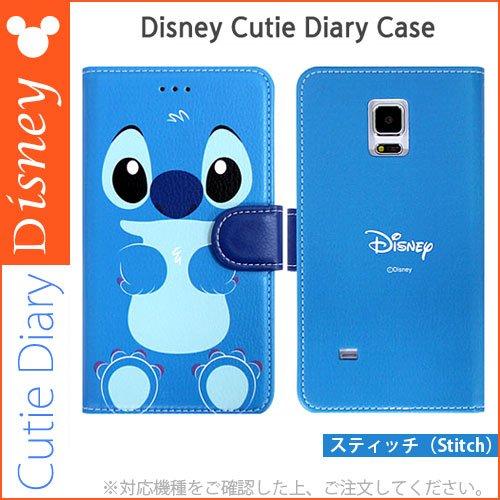 [Disney ディズニー Cutie Diary 手帳型] スマホケース iphone 5S SE/iphone 6 6S/iphone 6plus 6Splus プラス/iphone 7 7plus アイフォン6s アイフォン7 (DN-Cutie-D) (【iphone 7plus】, スティッチ) [並行輸入品]