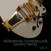 Acoustic Guitar Backing Track Ballad in E Minor