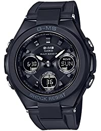 [カシオ]CASIO 腕時計 BABY-G ベビージー ジーミズ 電波ソーラー MSG-W100G-1AJF レディース