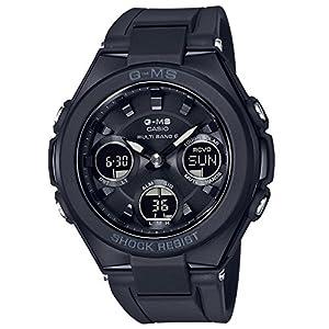 [カシオ]CASIO 腕時計 BABY-G ベビージー G-MS 電波ソーラー MSG-W100G-1AJF レディース