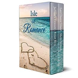 Isle of Romance (Dynamic Duos Book 8) by [Riva, Renee, Stewart, Sherri]