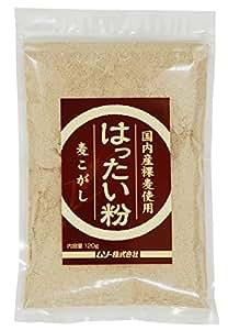 ムソー 国内産裸麦使用・はったい粉 120g