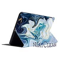 NeatClean iPad Air10.5ケース Pro11ケース 新しい iPad 2017 2018 9.7 インチ ケース 2018 第六世代 2017 第五世代 Pro10.5ケース Air2ケース Airケース 三つ折スタンド 二つ折スタンド iPad mini5ケース mini4ケース mini3ケース mini2ケース miniケース アイパッドケース おしゃれ かわいい かっこいい 耐衝撃 魅力的 カバー 個性的 背面透明 絵柄 芸術感 (iPad Pro 11, 二つ折)