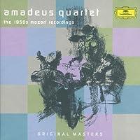 Amadeus Quartet : The 1950's Mozart Recordings