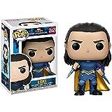 FUNKO POP! Marvel: Thor Ragnarok S1 - Loki Sakaarian
