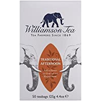Williamson Traditional AfternoonTea 50 per pack by Williamson