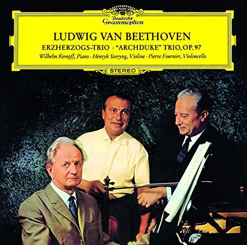 ベートーヴェン:ピアノ三重奏曲第7番「大公」・第4番「街の歌」