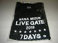 水樹奈々 長袖Tシャツ NANA MIZUKI LIVE GATE 2018 NM-LONG SLEEVES TEE XLサイズ