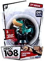 Hero 108 Kingdom Krashers Series 1 Action Figure #091 Crocodile King