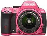 RICOH IMAGING PENTAXその他 ペンタックス K-50 レンズキット ピンクの画像