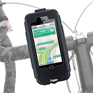 iPhone SE 5S iPhone5C 自転車 バイク マウント ホルダー ケース 防水 防塵 耐衝撃 BikeCONSOLE
