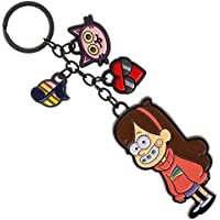 Gravity Falls - Mabel Charm Keychain