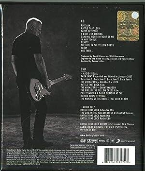 Rattle That Lock (Deluxe CD+DVD)