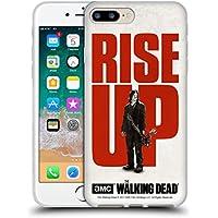 オフィシャルAMC The Walking Dead Daryl ライズ・アップ ソフトジェルケース Apple iPhone 7 Plus/iPhone 8 Plus