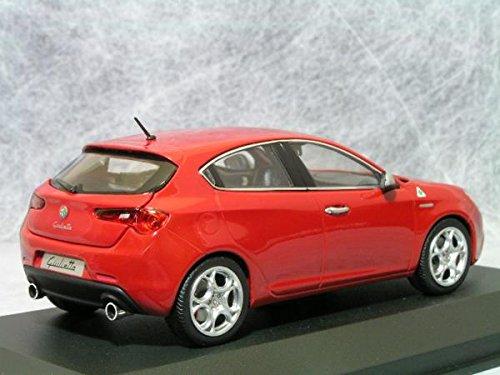 1/43 アルファ ロメオ 〓 ジュリエッタ 2010 〓 Alfa Romeo