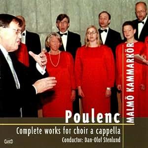 Poulenc: Mass in C/Figure Huma