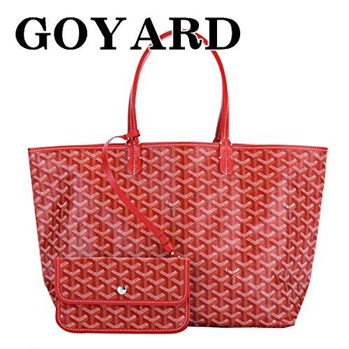 【GOYARD】ゴヤール バッグ トートバッグ メンズ レディース レッド ROUGE RED AMALOUIS PM 02 サンルイPM