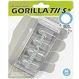 Gorilla Tips Medium Clear ゴリラチップス 指先が痛くない クリアカラー Mサイズ