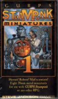 Gurps Steampunk Miniatures Set 1
