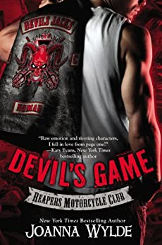 Devil's Game (Reapers Motorcycle Club) by [Wylde, Joanna]