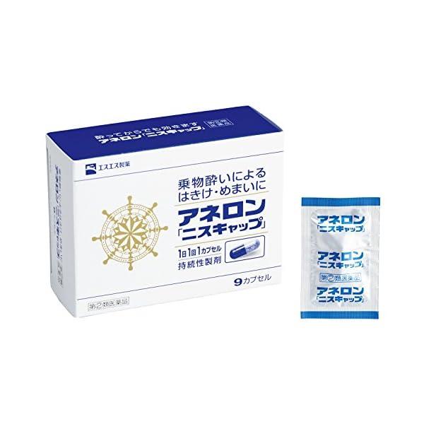 【指定第2類医薬品】アネロン「ニスキャップ」 9...の商品画像