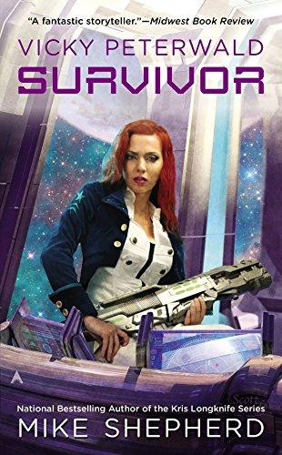Download Vicky Peterwald: Survivor (A Vicky Peterwald Novel) 0425266583