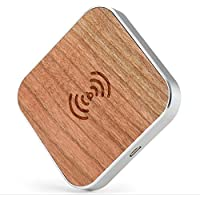 Nice Cool ワイヤレス充電器 適用 Samsung GalaxyS8/S8 iPhoneX iPhone8 Plus iPhone 8 ユニバーサルモデル