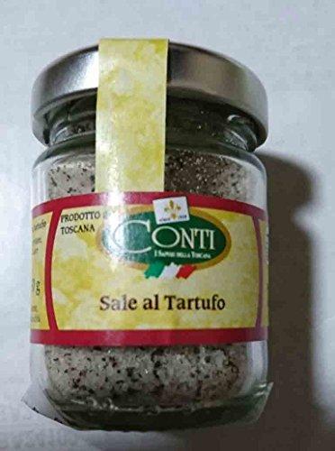 CONTI社 黒トリュフ塩 50g