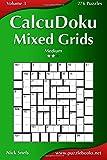 Calcudoku Mixed Grids - Medium - 276 Puzzles